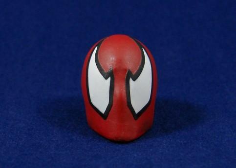 Scarlet Spider Head