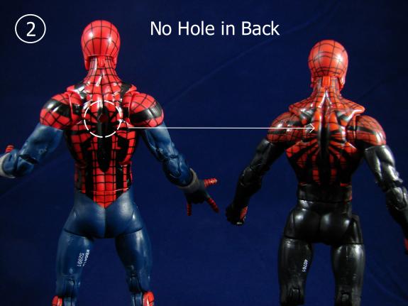 Spidey Comparison Hole